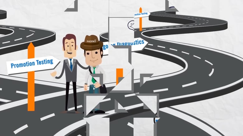 Whiteboard Animated Video - Phoenix Marketing International, Research Reborn – Made by Mac Videos